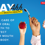 Honor World Oral Health Day on March 20, 2019